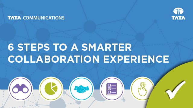 6 Steps to a Smarter Collaboration Experience
