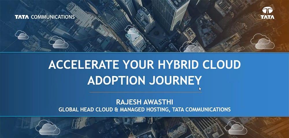 Webinar | Accelerate your Hybrid Cloud Adoption Journey