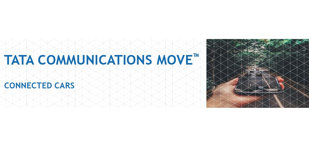 Tata Communications MOVE™ – Connected Cars