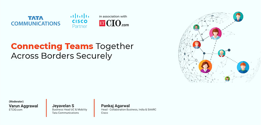 Connecting Teams Together Across Borders Securely