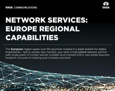 Europe Network Capabilities