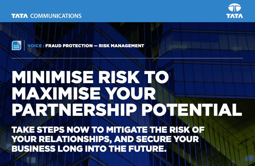 Minimise Risk To Maximise Your Potential