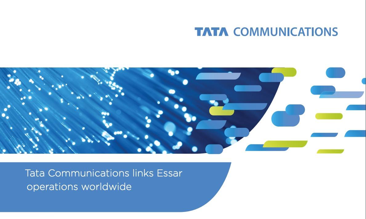Tata Communications links Essar operations worldwide