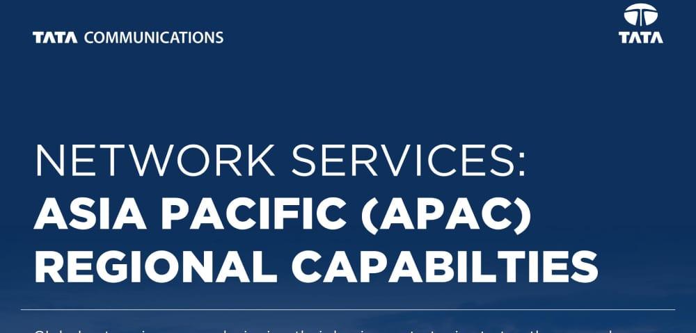 APAC Network Capabilities