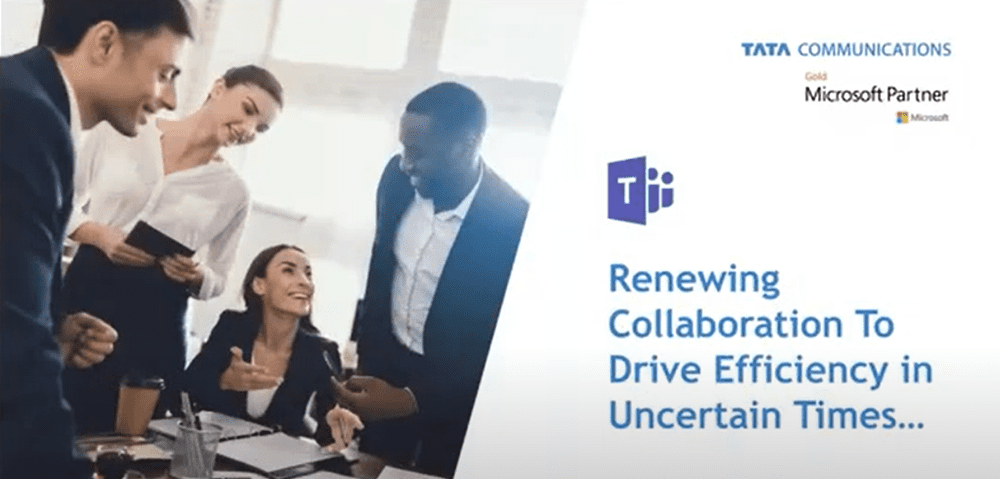 Renewing Collaboration to Drive Efficiency in Uncertain Times