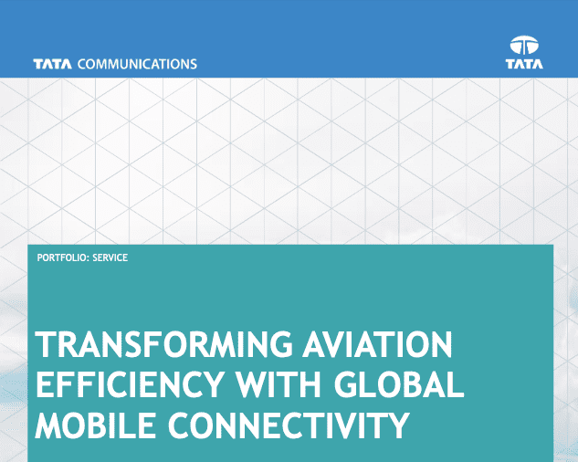 4 Ways In Which Digital Transformation And IoT Is Changing The Aviation Industry