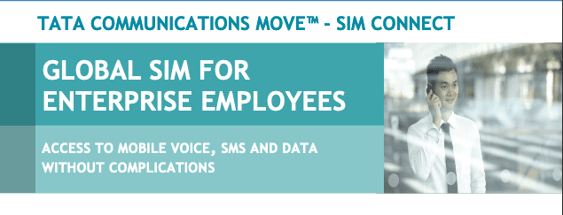 Tata Communications MOVE™ – Sim Connect