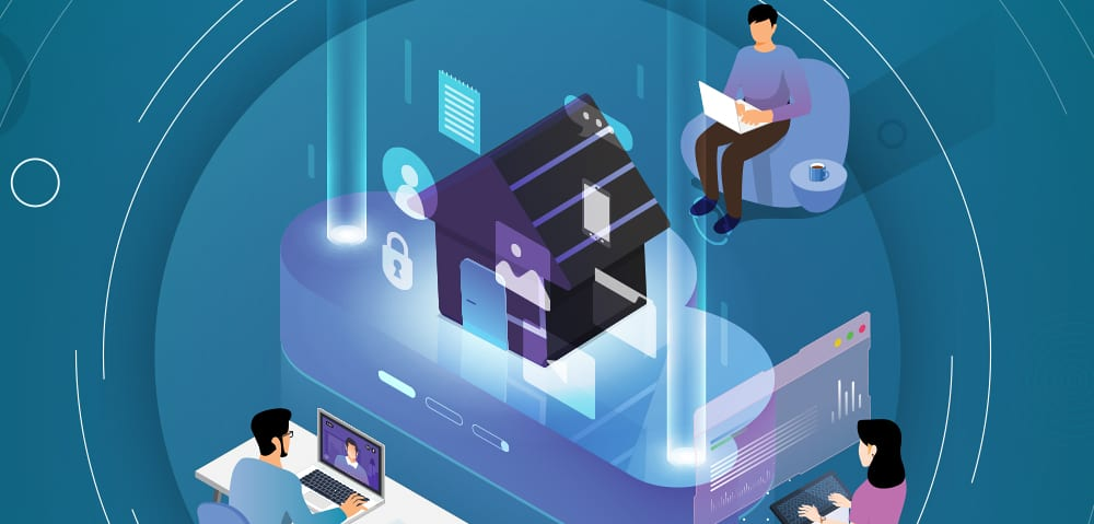 Secure and Connected Digital Workplace