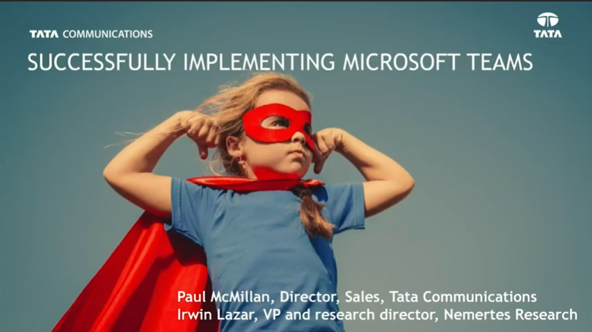 Successfully Implementing Microsoft Teams