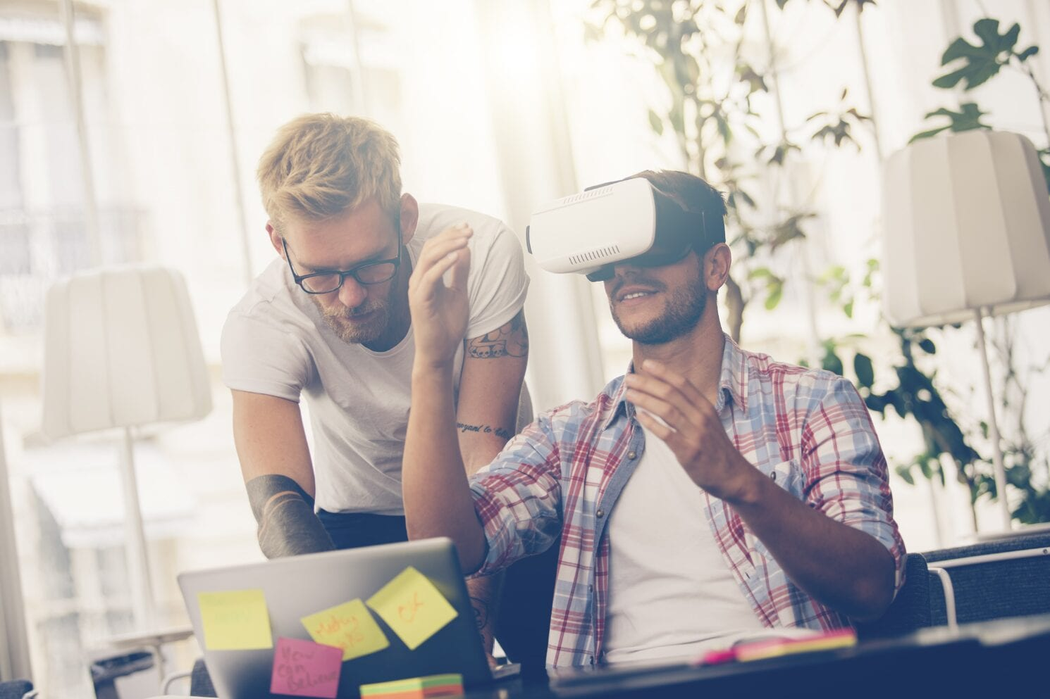 The employee of the future: Collaborating with technology to transform