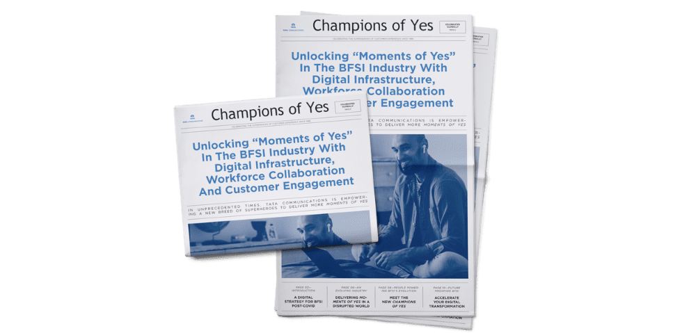 "Unlocking ""Moments of Yes"" In The BFSI Industry"