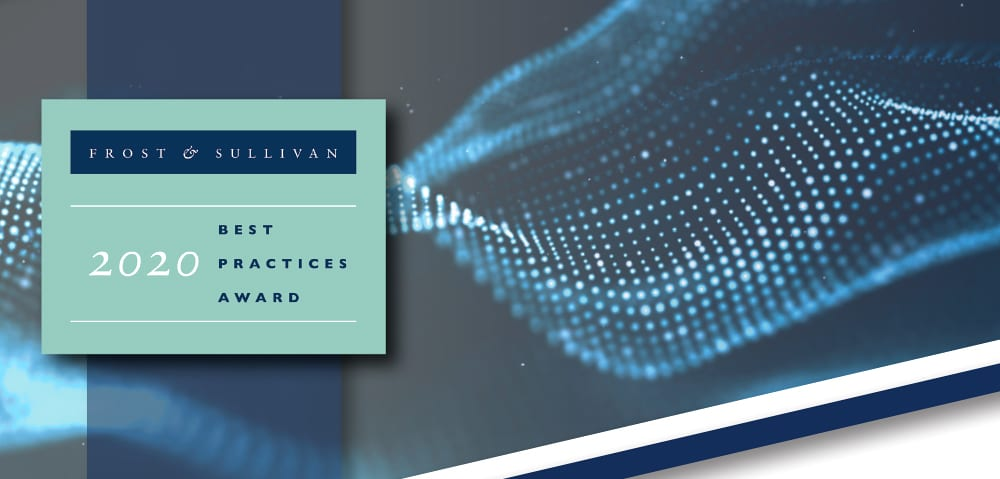 Frost and Sullivan India – Best Practices Awards 2020