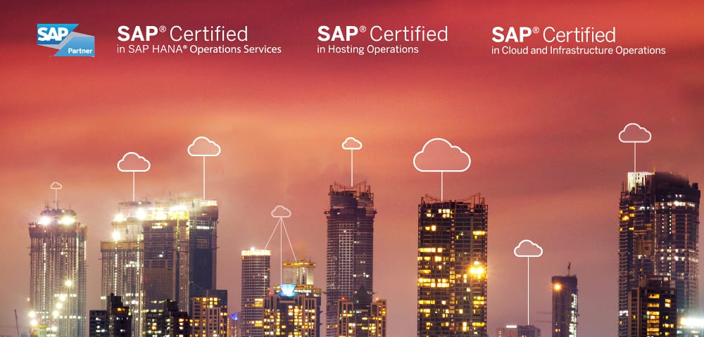 Fast, Scalable and Secure SAP HANA deployment on IZO™ Cloud Platform
