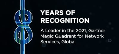 Gartner Magic Quadrant: Tata Communications named a Leader for the 8th time in a row