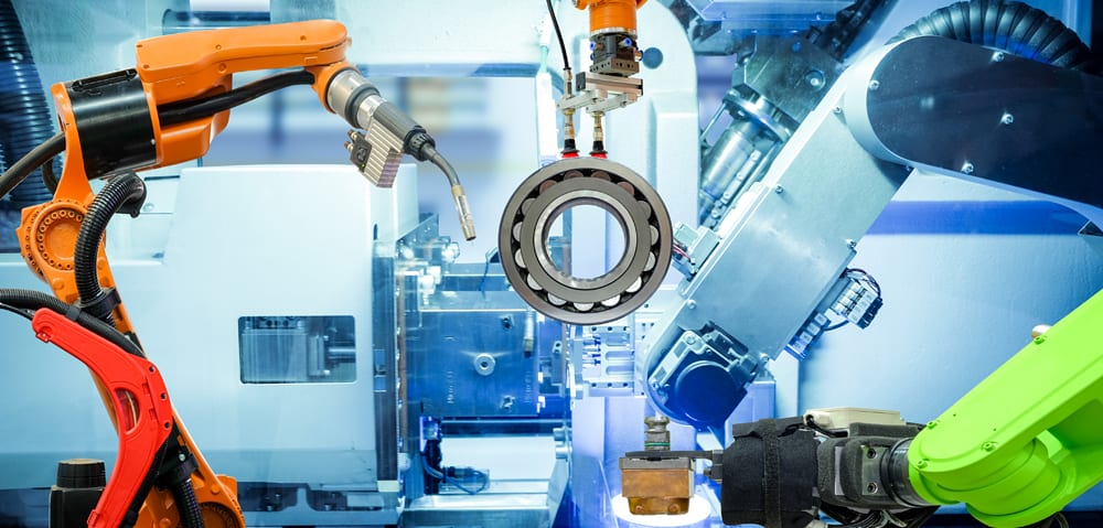 Powering connected smart factories