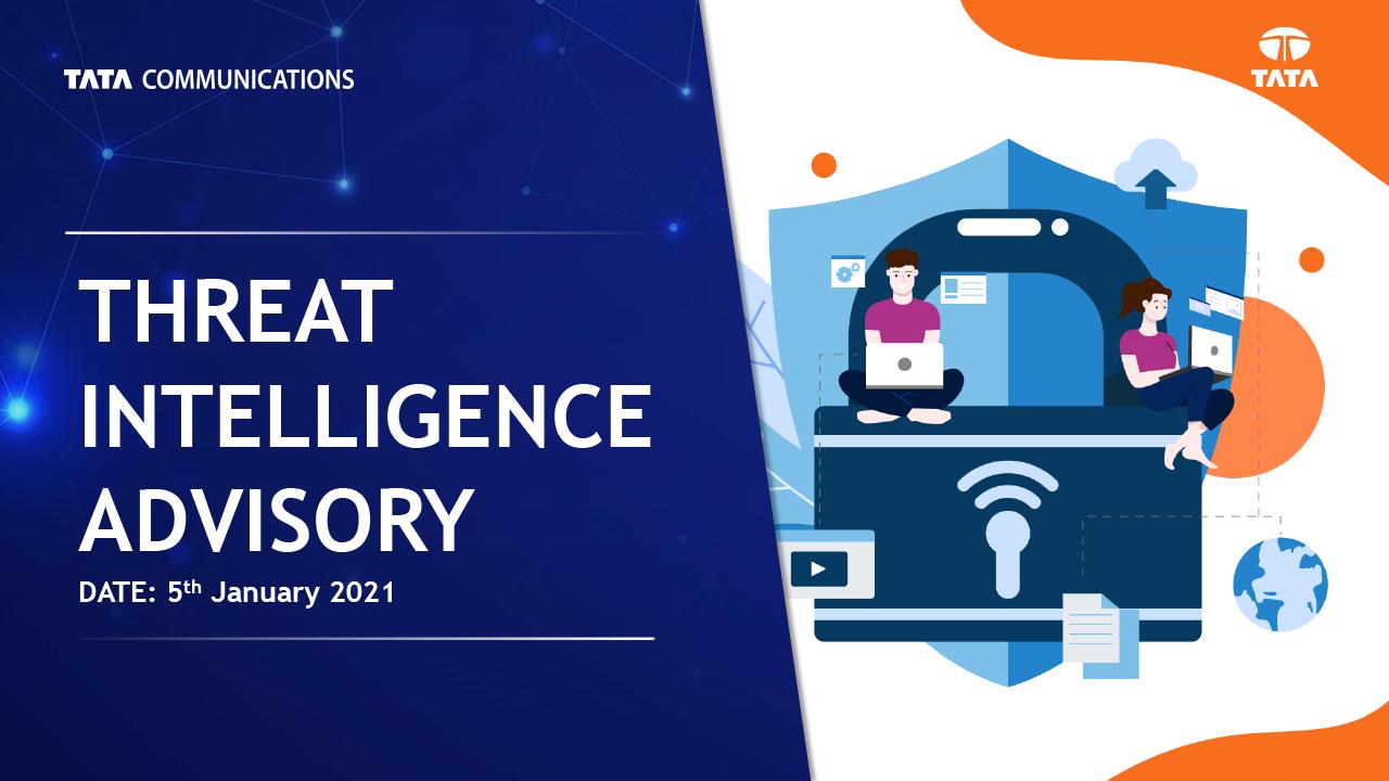 Threat Intelligence Advisory Report