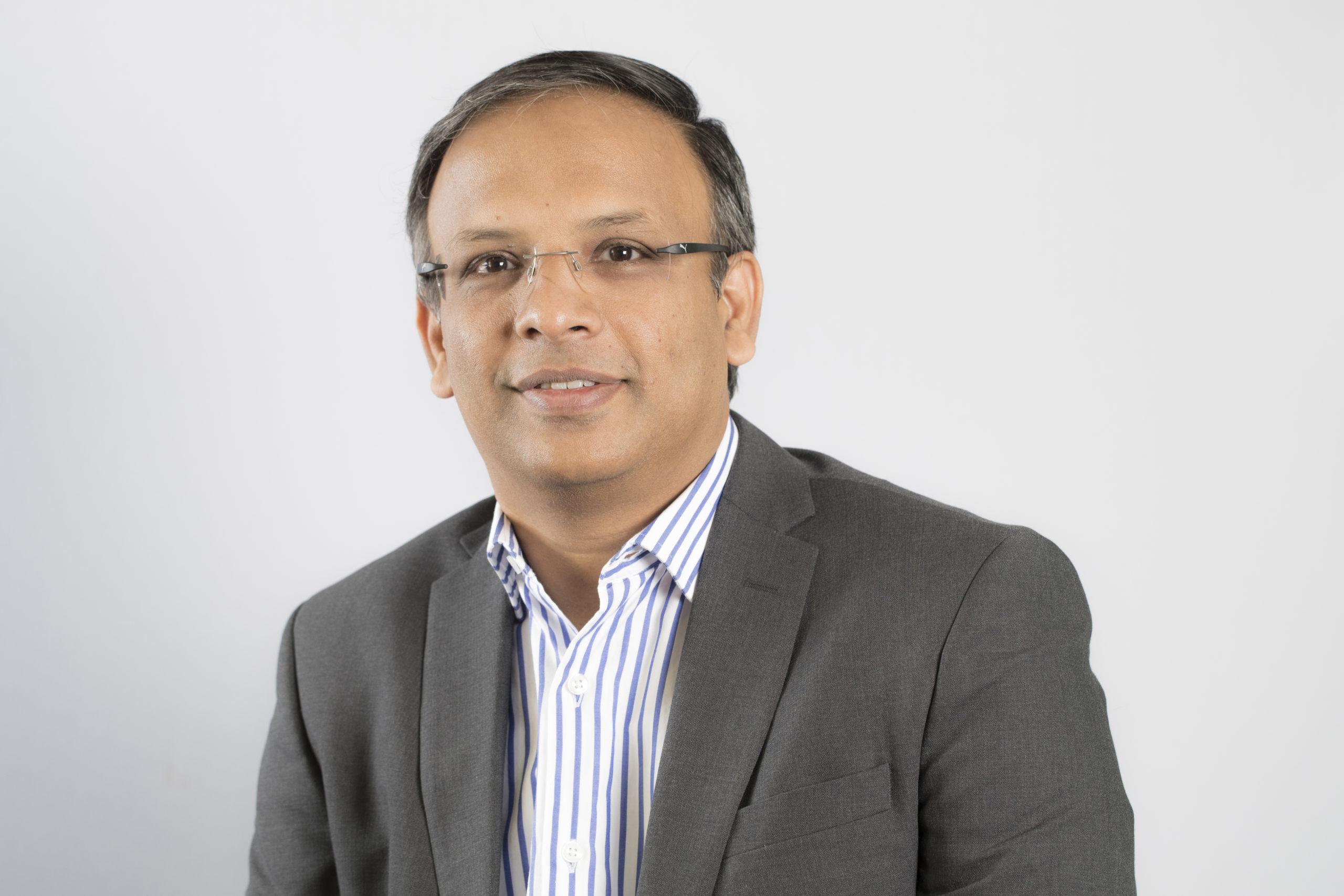 Srinivasan CR, Chief Digital Officer, Tata Communications