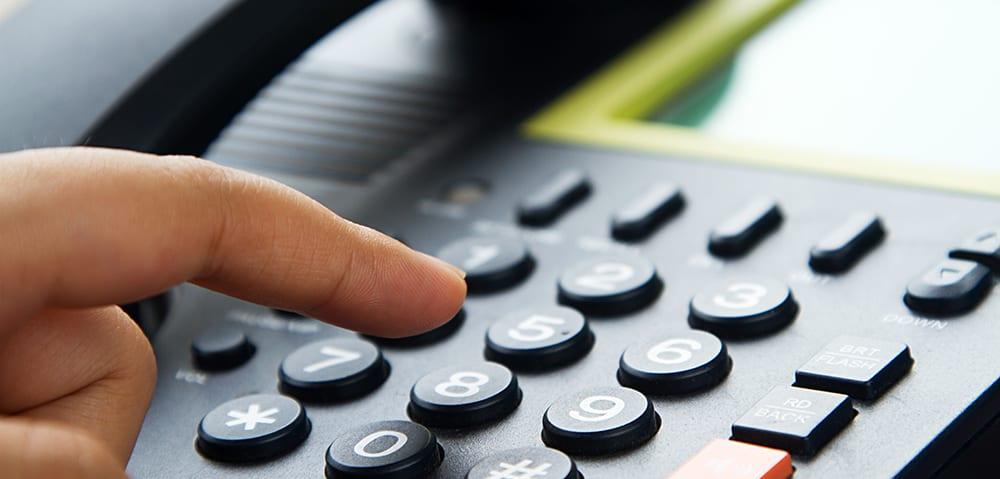 Voice Termination Service (VTS)