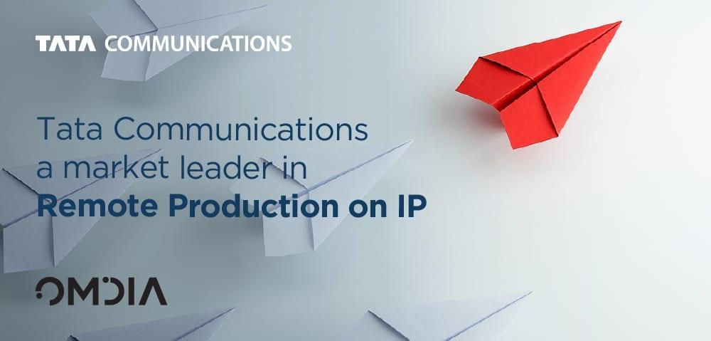 Omdia Market Radar: Remote Production on IP – 2020