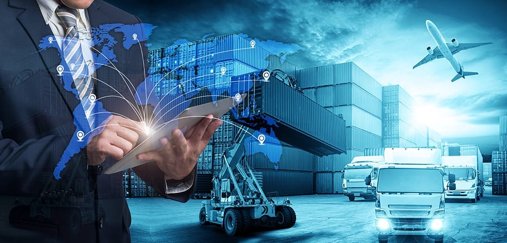 4 Ways DX and IoT is Changing the Transport & Logistics Industry